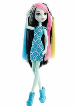 Кукла Monster High Френки Штейн Высоковольтные волосы